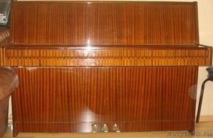 Пианино Petrof, Модель: 100 Sonatina, три педали (еще в упаковке) - Изображение #1, Объявление #349131
