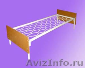 Кровати одноярусные, кровати двухъярусные, кровати для турбаз - Изображение #2, Объявление #899165