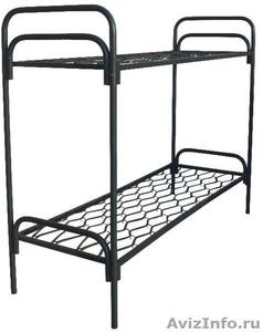 Кровати одноярусные, кровати двухъярусные, кровати для турбаз - Изображение #4, Объявление #899165