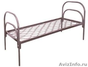 Кровати одноярусные, кровати двухъярусные, кровати для турбаз - Изображение #5, Объявление #899165