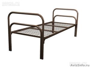 Армейские металлические кровати, кровати для рабочих, для студентов - Изображение #2, Объявление #1479377