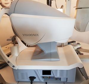 Visionix VX120 ARK Topographer Aberrometer Pachymeter NCT - Изображение #1, Объявление #1704614