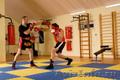 Бокс, кикбоксинг, рукопашный бой.