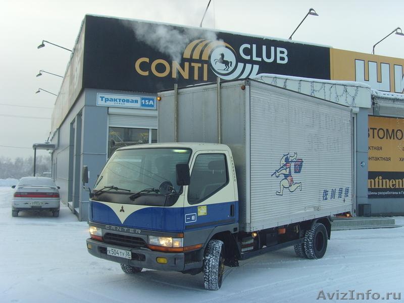 Водитель с личным грузовым