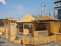 Садово-парковая мебель,  беседки и другое из Сибирской лиственницы
