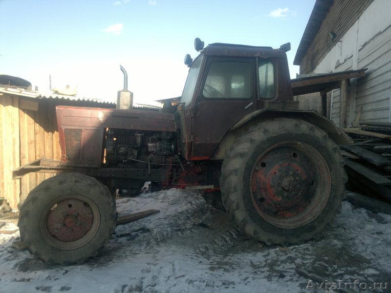 Трактор  МТЗ-82, Объявление #602664