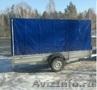 Продам прицеп под (квадроцикл,  снегоход)
