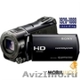 Продам видеокамеру Sony Handycam HDR-CX550 Black