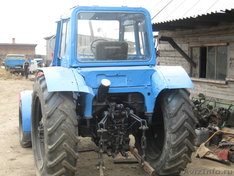 Купить трактор БУ - Тверь - perevozka24.ru