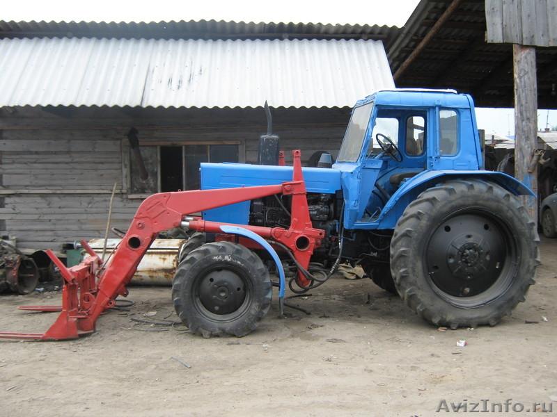 Тракторы и сельхозтехника МТЗ 82 в Иркутске. Купить.