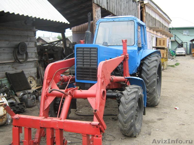 Техпросервис Иркутск тракторы сельхозтехника оборудование