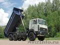 Самосвал МАЗ 452831-03D 6х6 новый