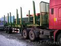 Продам лесной полуприцеп грузоподъемностью 30 тонн.