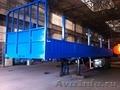 Продам бортовой полуприцеп грузоподъемностью 40 тонн.