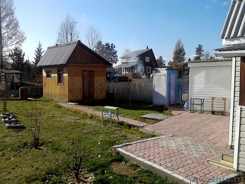 Дачи в иркутске фото