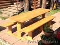 Садовая мебель,  декор для дачи на заказ