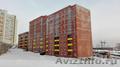 Двухкомнатная квартира 55, 5 кв.м. в ЖК «Иркутский дворик -2».