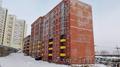 квартира в Новом ЖК «Иркутский дворик -2». Площадь 56/30/11 кв.м. - Изображение #3, Объявление #1527658