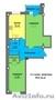 Двухкомнатная квартира 55,5 кв.м. в ЖК «Иркутский дворик -2». - Изображение #2, Объявление #1527657